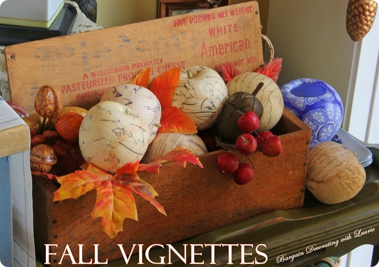FALL VIGNETTES-Laurie