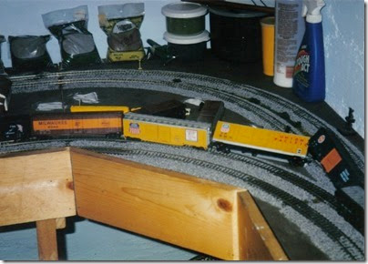 15 My Layout in 1995