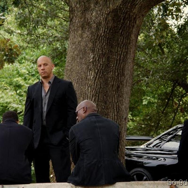 """Vin Diesel aparece em nova imagem de """"Velozes e Furiosos 7"""""""