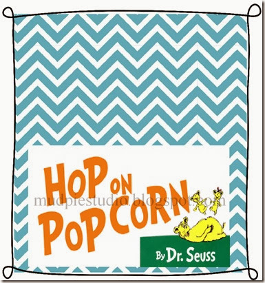 Dr Seuss Printable Labels by mudpiestudio