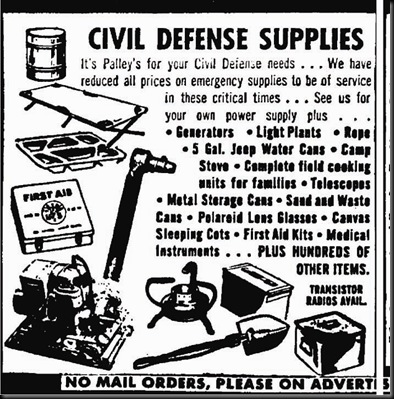 Civil Defense Supplies copy