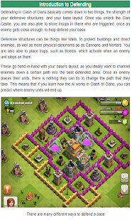 Guide for Clash of Clans 2015 - screenshot