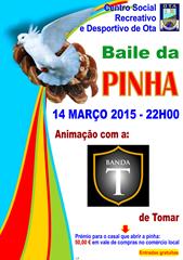 CSRDO - Baile da Pinha -14.03.15