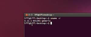 Linux 3.12.1 in Ubuntu Linux