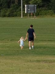 soccer- running