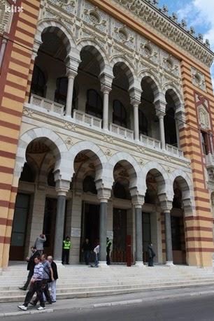 City Hall Sarajevo 4