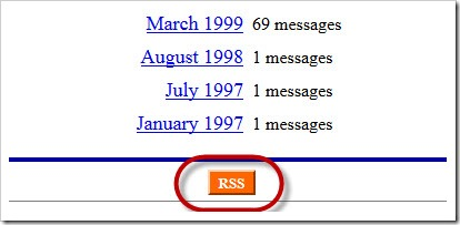 RootsWebMailingList RSS