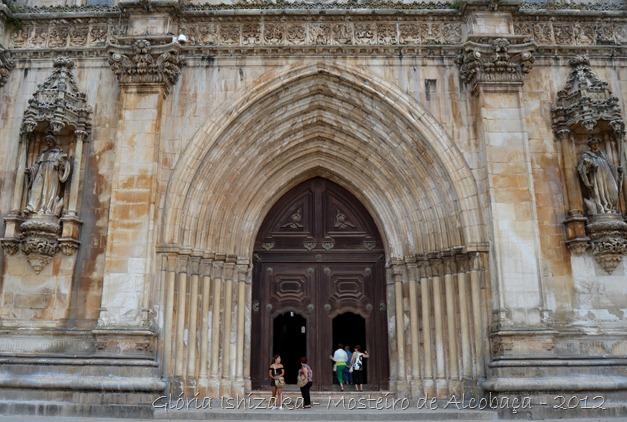 Glória Ishizaka - Mosteiro de Alcobaça - 2012 - 6