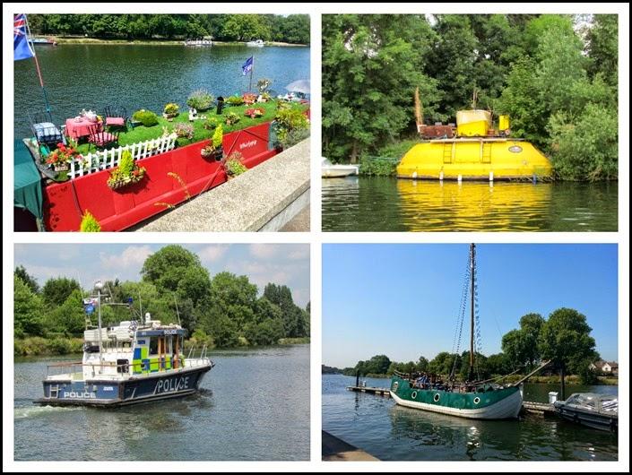 9 b Boats