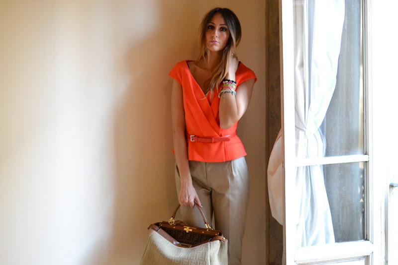 Christian Dior, Fashion Blogger, Fendi, Peekaboo, Italian Fashion Blogger