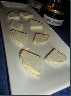 quesos verdes detalle