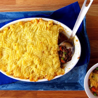 Pressure Cooker Cottage Pie