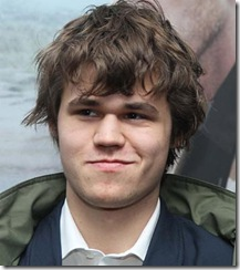 Magnus Carlsen - Norway