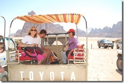 Oporrak 2011 - Jordania ,-  Wadi Rum, 22 de Septiembre  17