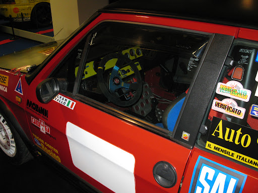 Fiat Ritmo TC 130 Abarth