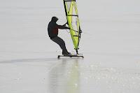 Гонки на Iceboard 23 февраля