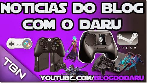 Noticias do Blog: Com o Daru