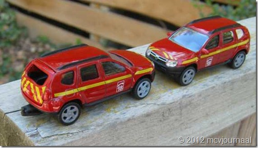 Dacia Duster miniatuur 06