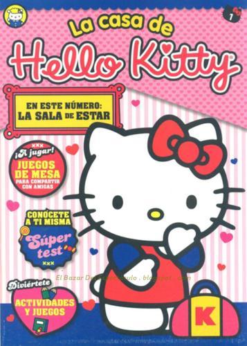 La casa de hello kitty coleccion de diario la nacion el for Diarios del espectaculo