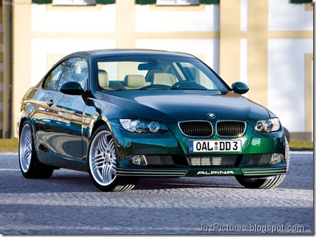 Alpina BMW D3 Bi-Turbo Coupe1