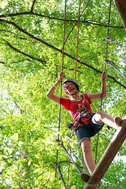 Callaway Gardens Treetop adventure blog-6
