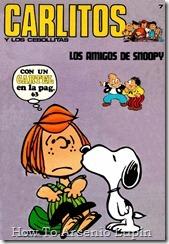 P00006 - Carlitos  - Los amigos de Snoopy.howtoarsenio.blogspot.com #7