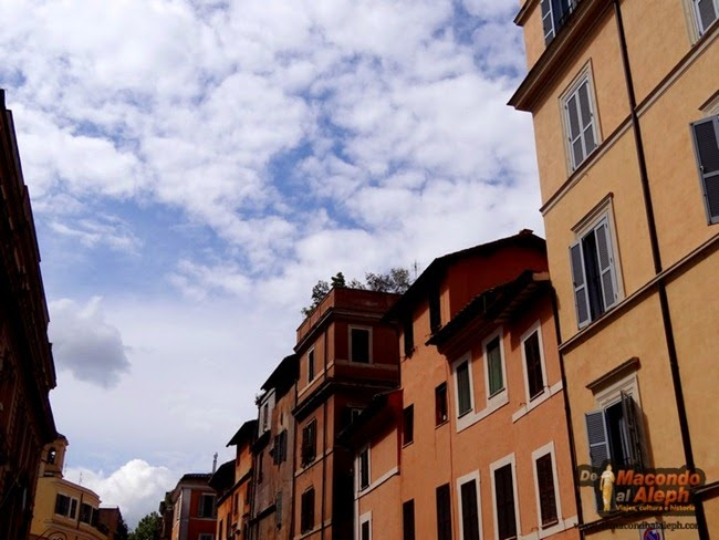 Visitar Roma Gueto 5
