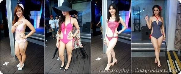 PinkNProper Pool Party Monokinis