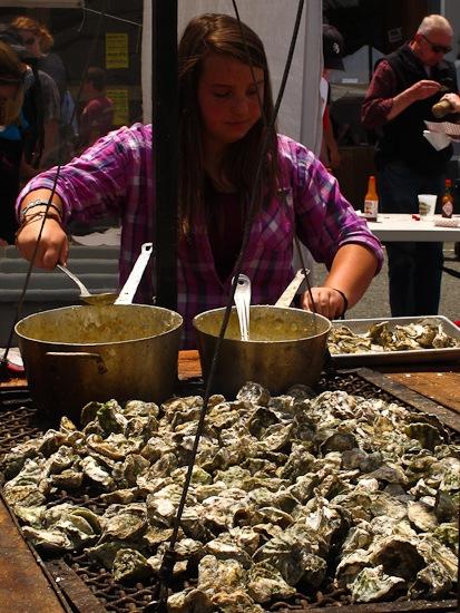 Arcata Oyster Festival (2)