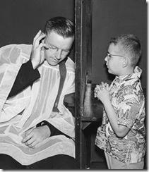 confessionário 02 [menino confessando]