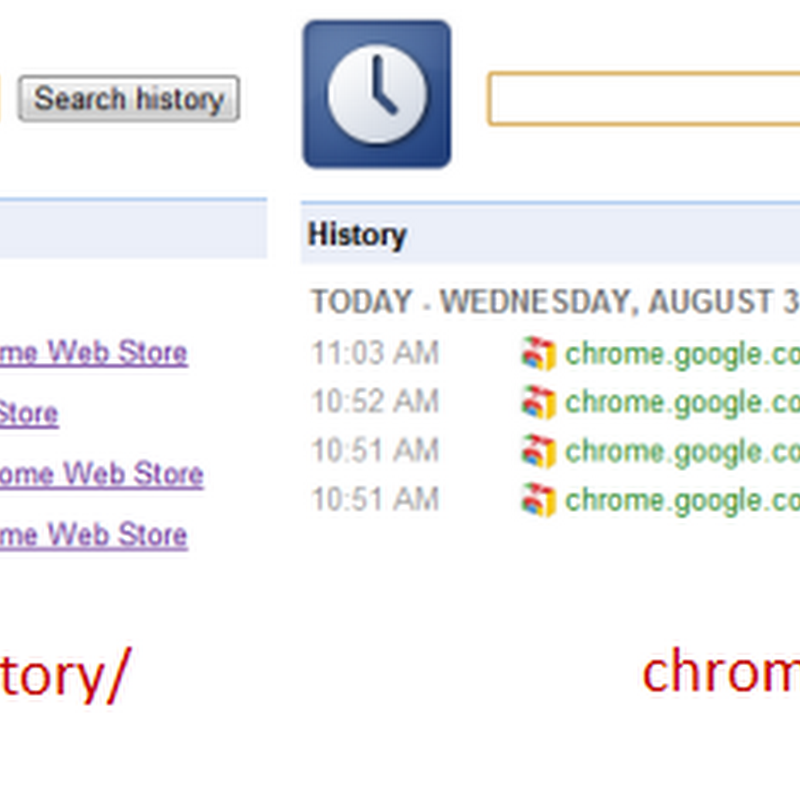 Better History Viewer Extension For Chrome