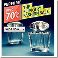 FLipkart: buy Perfumes upto 83% off from Rs. 60