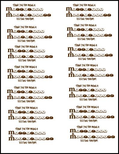 M&M copy