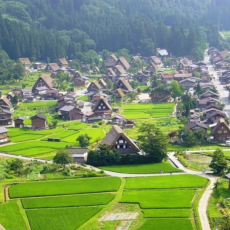 The Historic Villages of Shirakawa and Gokayama