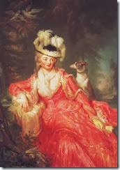 ANNA DOROTHEA THERBUSCH-XX-Wilhelmine encke-countess lichtenau