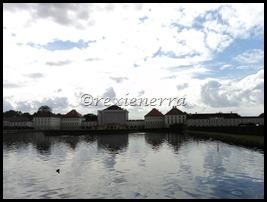 nymphenburg castle-viewfront