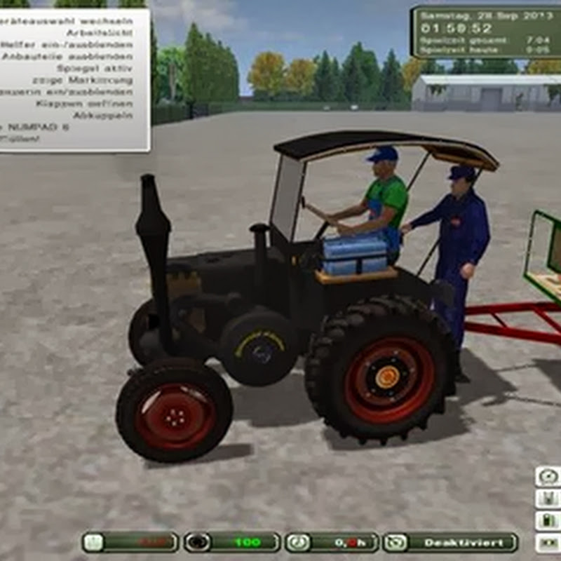 Farming simulator 2013 - Rubber car v 3.0 (Carretto)