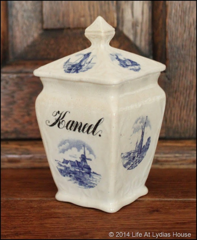 Delft canister