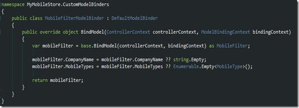 MobileFilterModelBinder