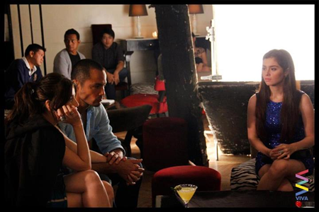 Anne Curtis, Derek Ramsay and Andi Eigenmann in A Secret Affair
