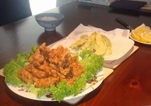 日式炸雞(から揚げ) , 酪梨天婦羅