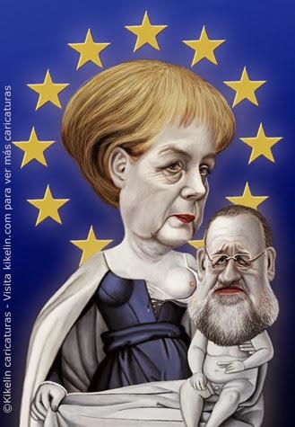 merkel_rajoy_caricatura_kikelin