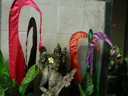 Hindu God in Bali