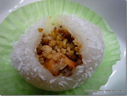 彰化大元麻糬(麻薯)-鹹瘦肉
