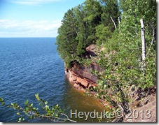 Apostle Islands and Ashbury WI 069