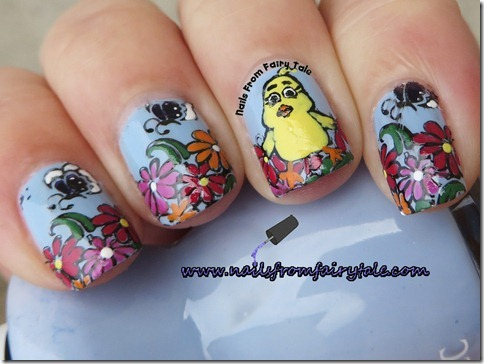 easter-chick-with-flowers-3