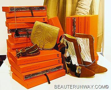 H&M Singapore Autumn Winter 2011 Boots Bags Belts