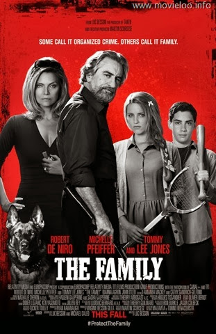 The Family (2013) 720p BluRay x264