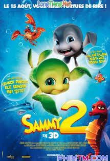 Câu Chuyện Về Rùa Samny - Sammy's Adventures :Season 2