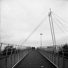Newark-Footbridge